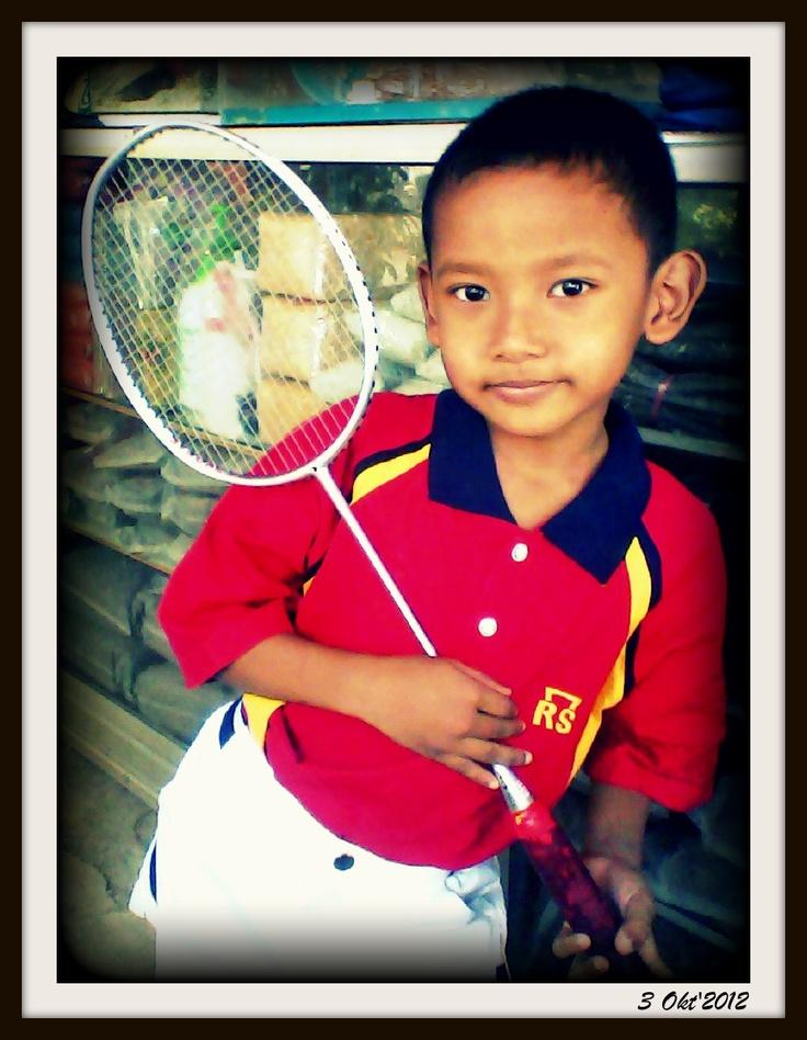 badminton ......