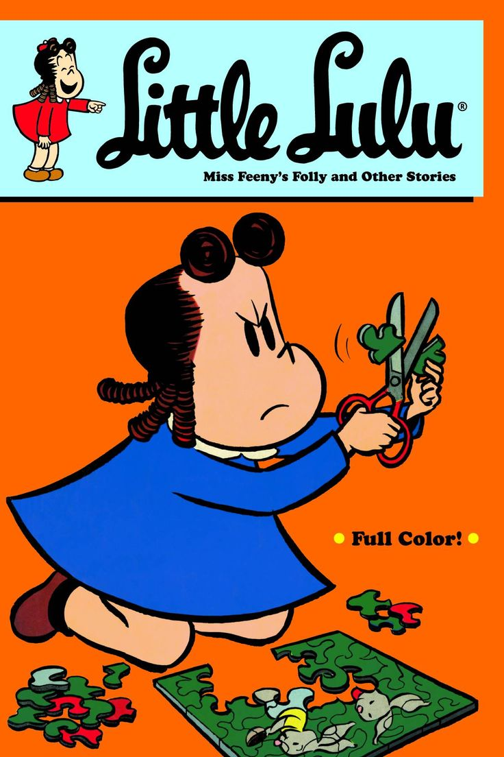 Little LuLu Other Cartoon Treasures Movie HD free download 720p