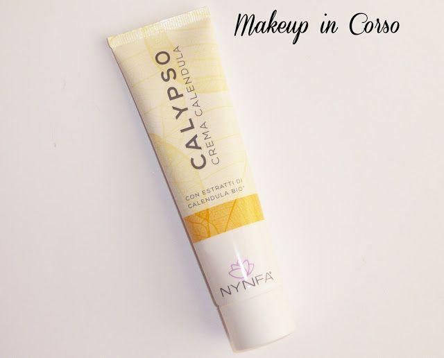Makeup in Corso: Crema Calendula Bio NYNFA