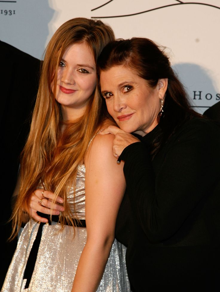 'Star Wars: Episode 7' News: Carrie Fisher's Daughter Bille Lourd's Casting Confirmed By Actress Debbie Reynolds? http://www.hngn.com/articles/49333/20141113/star-wars-episode-7-news-bille-lourds-casting-confirmed-by-actress-debbie-reynolds.htm