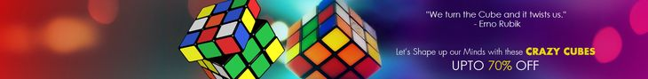 One Stop for Shopping: Solve the puzzle cube with Rubik's Cube