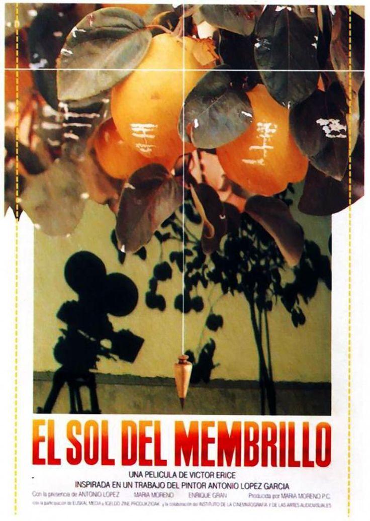 El sol del membrillo (1992) - FilmAffinity