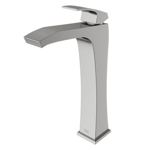 Blackstonian Single Hole Bathroom Faucet With Optional Drain