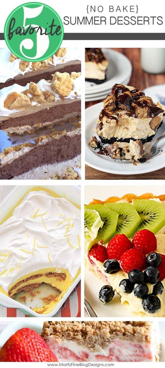 bake light summery desserts - 562×1248