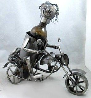 Fém bortartó, motorbiciklis