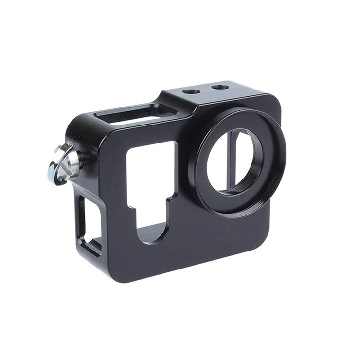 Big discount US $30.59  FeoconT Multifunctional Metal Aluminium Alloy Protective Frame Housing Case Cover Cage Shell for Gopro Hero 4 Sliver Black  #FeoconT #Multifunctional #Metal #Aluminium #Alloy #Protective #Frame #Housing #Case #Cover #Cage #Shell #Gopro #Hero #Sliver #Black  #Camera-2018