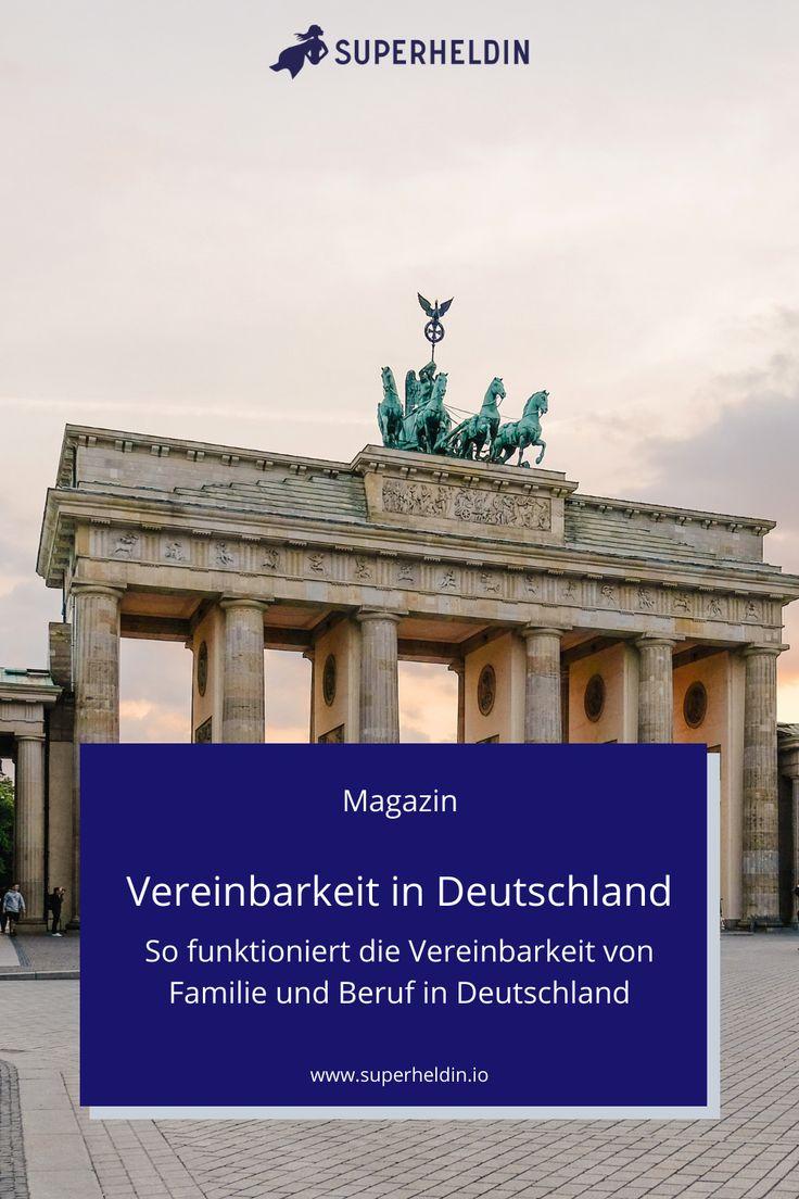 Vereinbarkeit Von Familie Und Beruf In Deutschland Berufe Familie Familie Ist