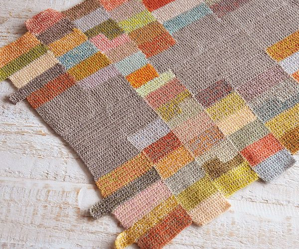 Sophie Digard crochet scarf もっと見る