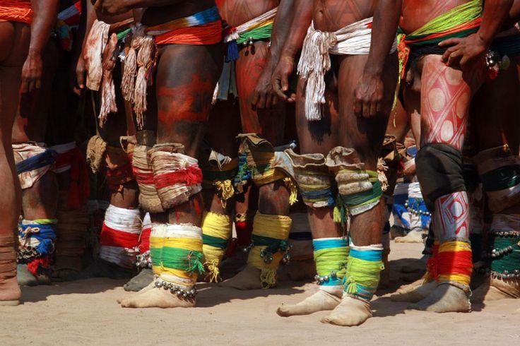 Xingu, Huka Huka, 2010