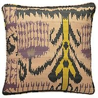 Madura Silk Cushion Cover, Large