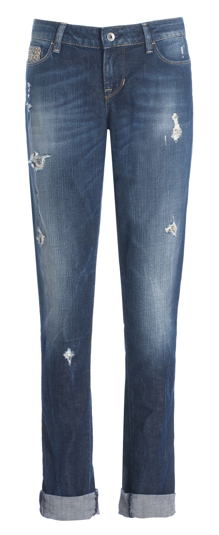Guess sequined jeans