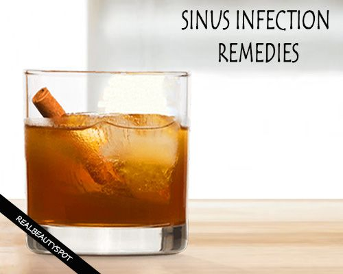 Natural Ways To Heal Sinus Infection