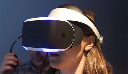 """Sony presenta """"Project Morpheus"""": La realidad virtual se apodera de los videojuegos #Gestion"""