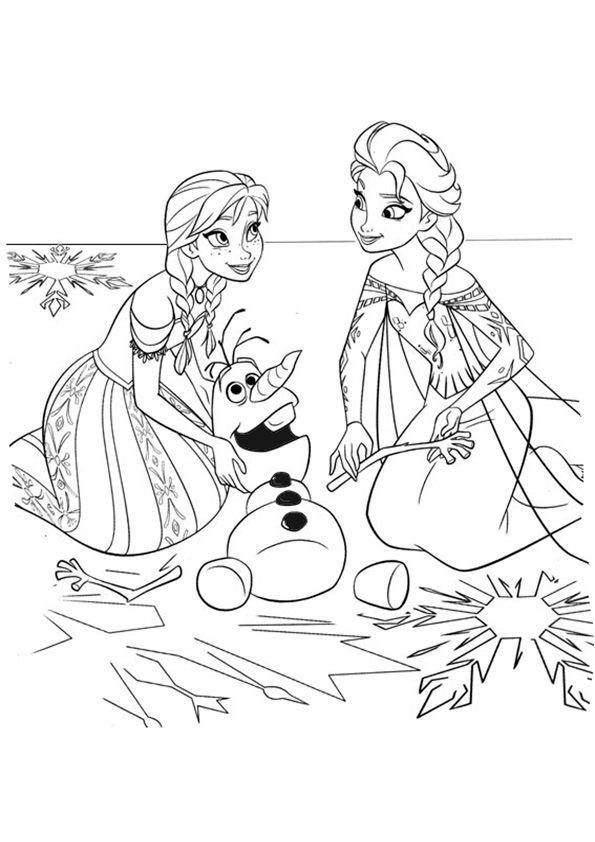 Malvorlage Elsa Und Ariel Murderthestout