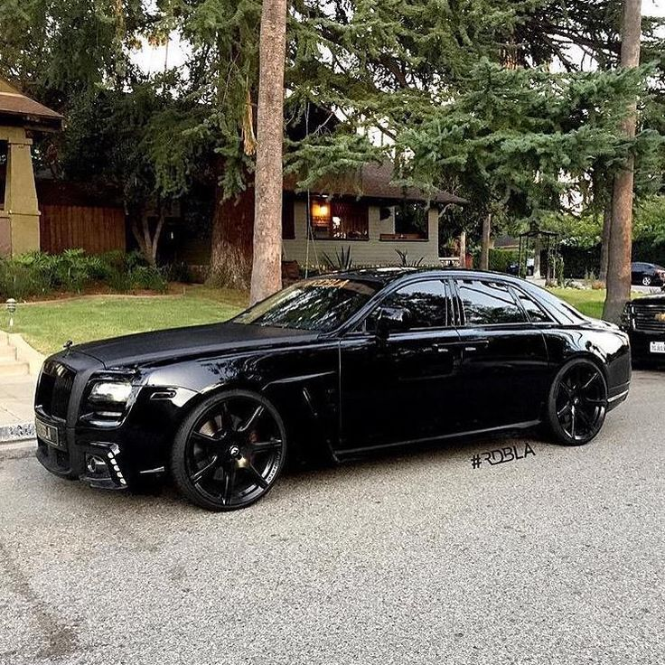 Murdered Out Cars