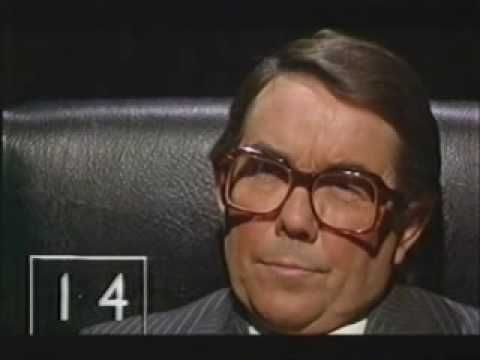 The Two Ronnies (video) - Mastermind sketch