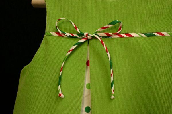 """Bridget Anderson's """"Christmas Surprise"""", Lucy A-Line"""