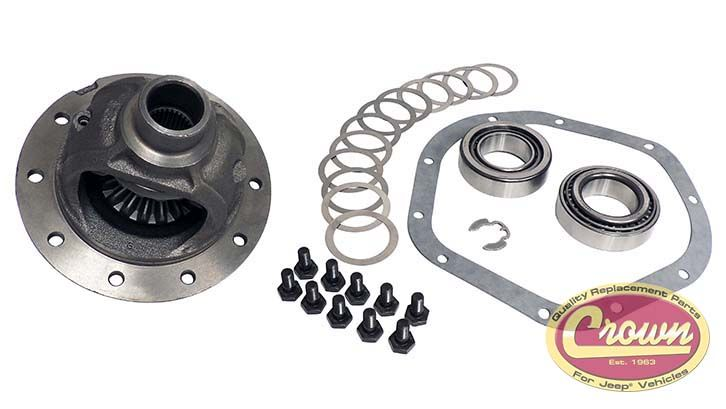 Differential Case Assembly Jeep Wrangler Tj Gear Sets Case