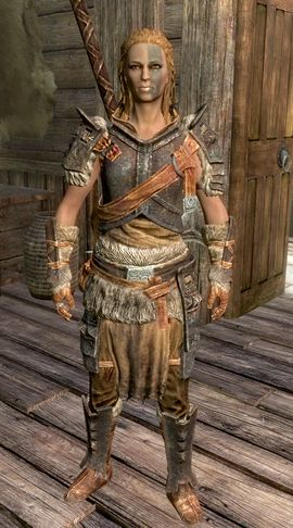 Mjoll the Lioness - The Elder Scrolls Wiki