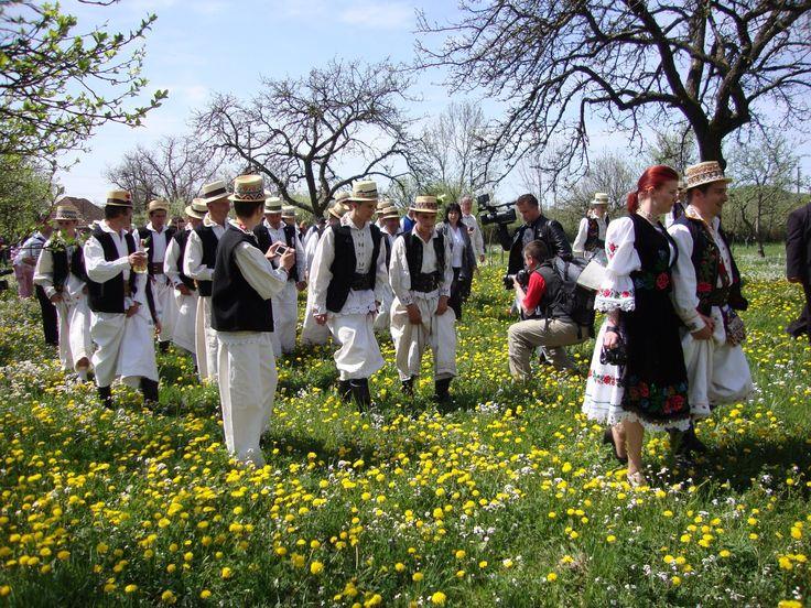 TUDOR PHOTO BLOG: Udatoriul de la Surdesti - Sarbatoare la Sisesti,Maramures,Romania