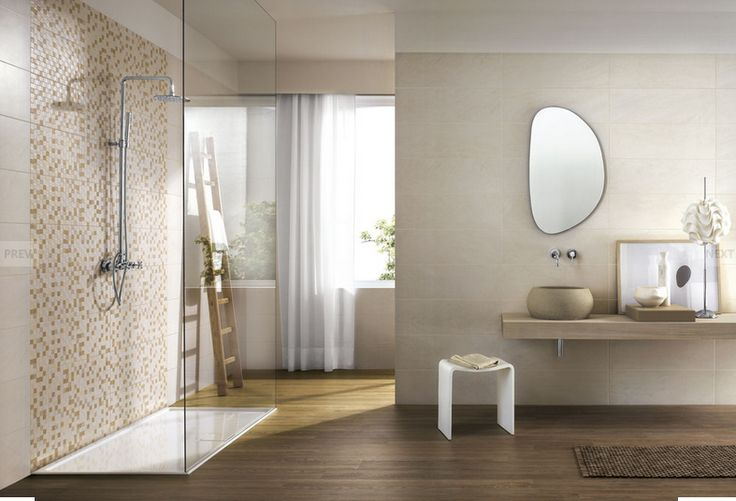 natual beige 25x75 by ragno and by polisinthesis