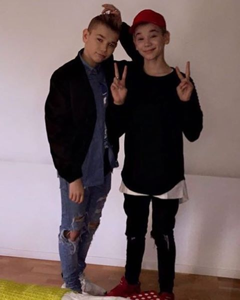 Sometimes I haven't words to explain my feelings ‍♀️‍♀️it's just amazing boys #marcusandmartinus#mmer