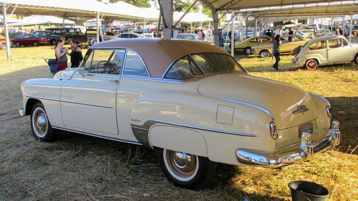 Chevrolet De Luxe Coupe 1953