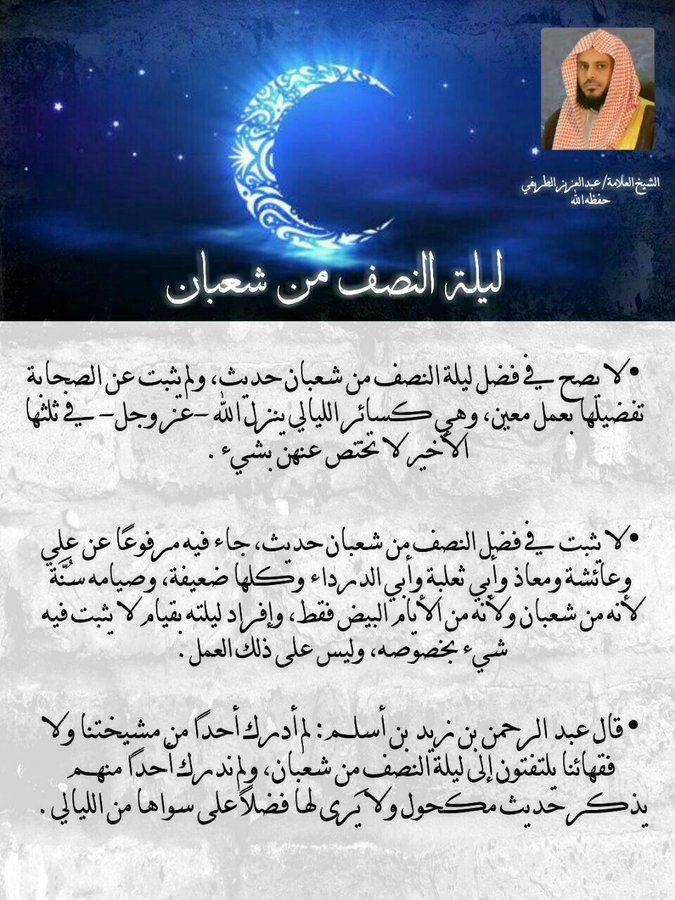 شب برات کے متعلق وارد حدیث ضعیف ھے فــــوائـــــد وأحــــاديـــــث ليلة النصف من شعبان ليس فيها حديث صحيح يدل على فضلها كل Eid Mubrak Eid Mubarak Poster