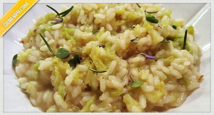 Un piatto invernale tipico della tradizione napoletana: la ricetta di riso e verze da preparare con prodotti genuini e semplici.