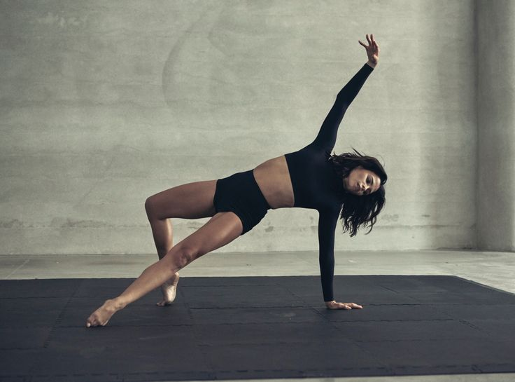 """Jenna Dewan Tatum Takes Us Behind the Scenes of Her New Danskin Campaign: """"Dance Is Everything to Me"""" - Behind the Scenes of Jenna Dewan Tatum for Danskin from InStyle.com"""
