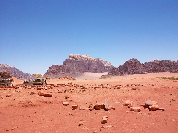 Wadi Rum Jordan 2009