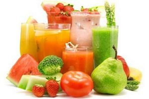 Great fruit and vegetable juicing recipes