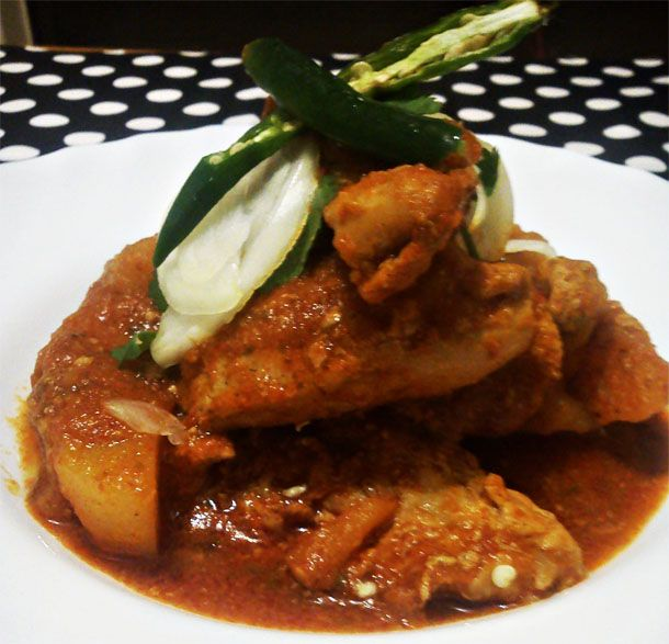 Veri Peri Chicken - a South African recipe.