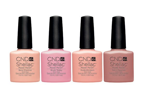 CND Shellac Intimates Collection | Kenderasia