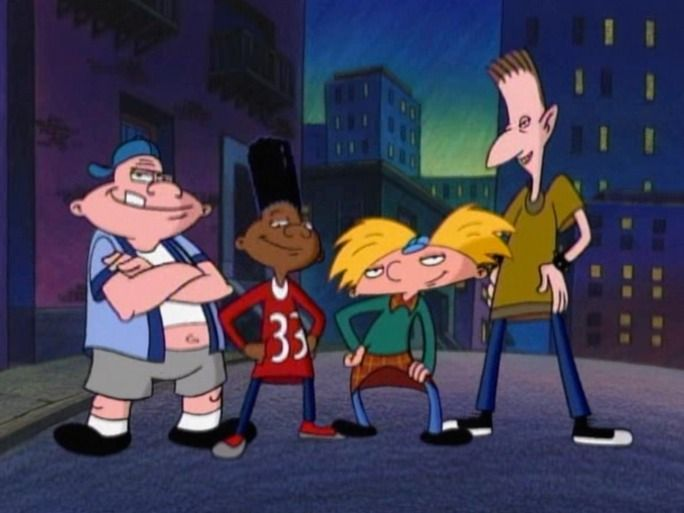 16 Reasons 'Hey Arnold' Is The Greatest Show Of Our Childhood ...