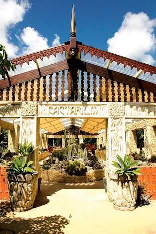 Cacti Garden at Villa Botanica - My Dream Garden!