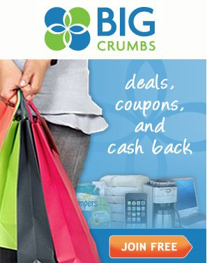 59 best shopping bargains online coupon codes images on pinterest bigcrumbs offers a free online cashback rebates program that pays the highest overall cash back available fandeluxe Image collections