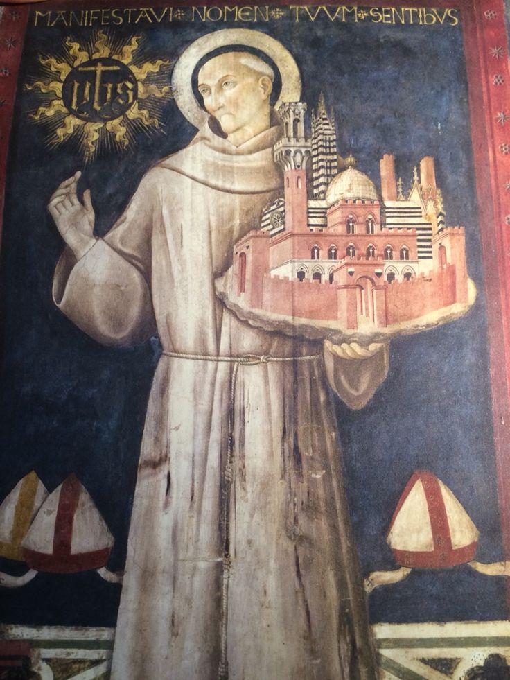 San Bernardino de Siena (1380 - 1444)