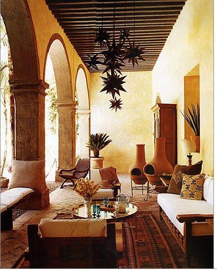 2353 best images about southwest living on pinterest for Piani casa adobe hacienda