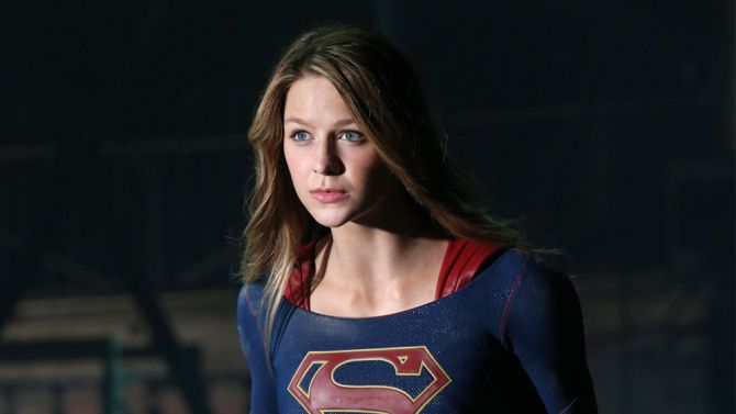 Supergirl season 1 pickup