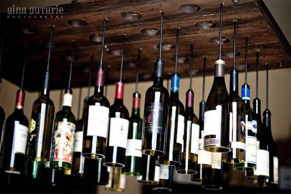 Wine bottle hanging lights craft ideas pinterest - Wine bottle light fixtures ...