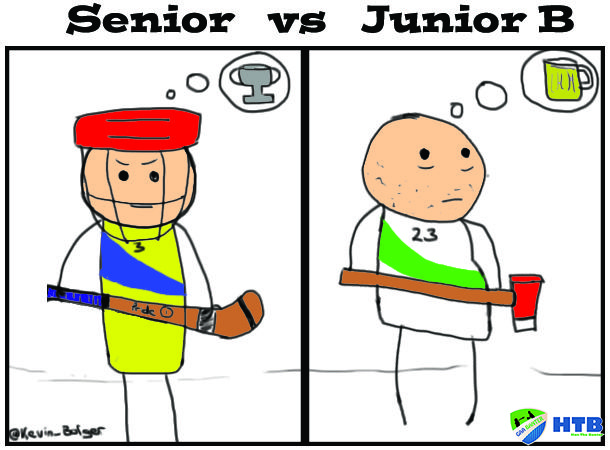 30 Reasons why Junior B is better than Senior - GAA Banter