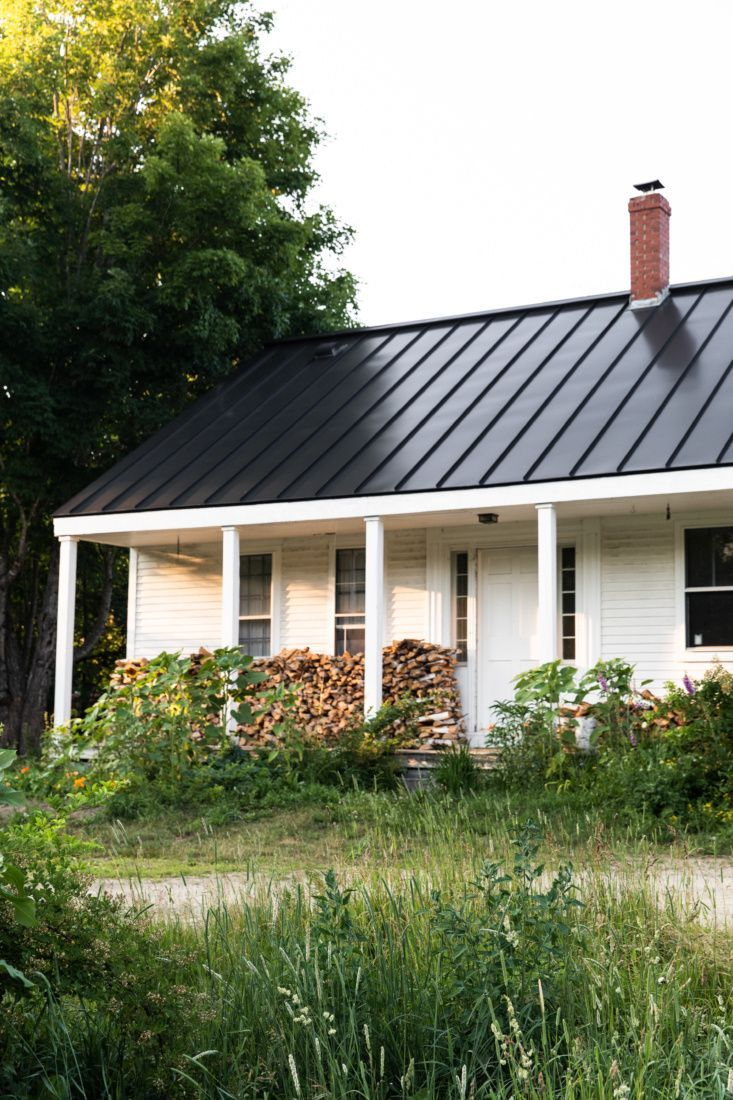 The House That Craigslist Built A Bare Bones Farmhouse In