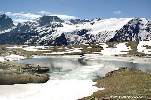 Lac Noir - Haute-Romanche - Oisans