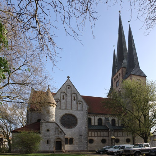 Bethlehemkirche in Linden-Nord  #Bethlehemkirche #Hannover #Linden