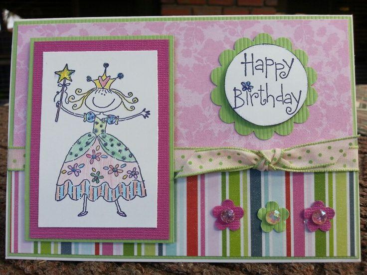 Adele's birthday card