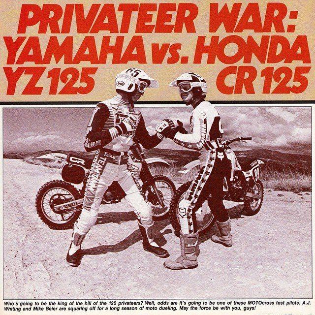 1984 motocross magazine