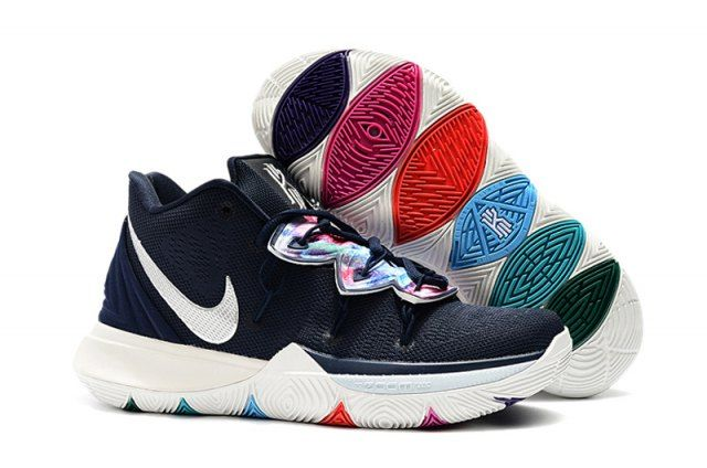 c9227f52e56164 The Nike Kyrie 5 is Kyrie Irving s fifth Nike Basketball shoe. It is set to