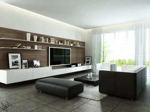 93 best Wall tv unit images on Pinterest TV unit Entertainment