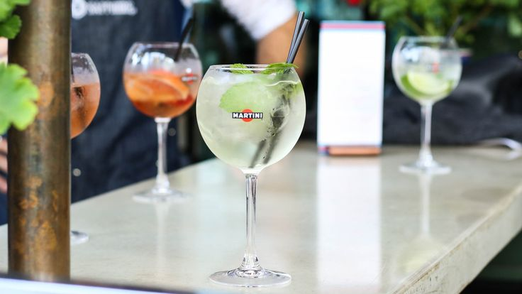 MARTINI APERITIVO: Do you go crazy for a good Martini? Then you will definitely enjoy this selection of sophisticated and mouth watering Martini recipes from 'Martini Aperitivo'. Recipes on the blog.